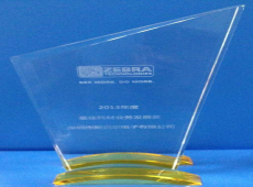 斑马最jiahao材业务发展奖