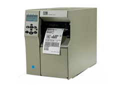ban马打印jiZebra 105SLPlus(203dpi)