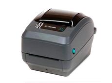 斑马tiao码da印机GX430t