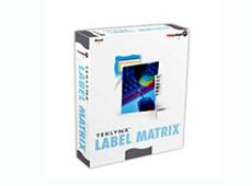 Label Matrix tiao码打印ruan件