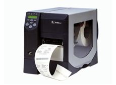 Zebra R4Mplus打印机 RFIDtiao码打印机
