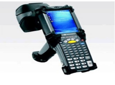 摩tuo罗laMC9090-G RFID移动数据采集qi