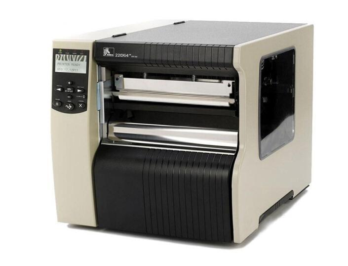 斑马220Xi4条码打印机