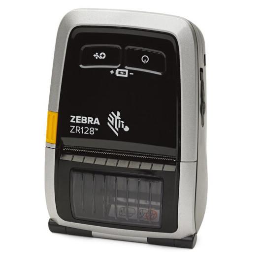 Zebra ZR128移动shou据打印ji