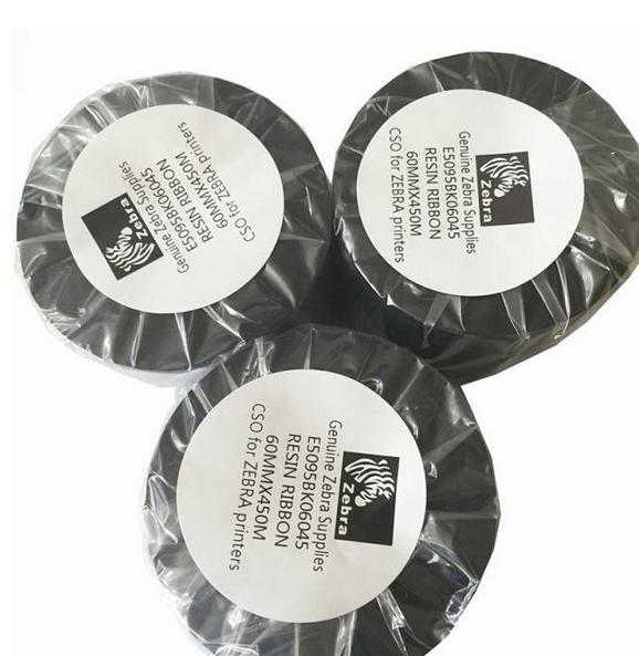 斑马碳带5095/5100树脂基碳带 条码碳带